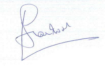 Old Signature