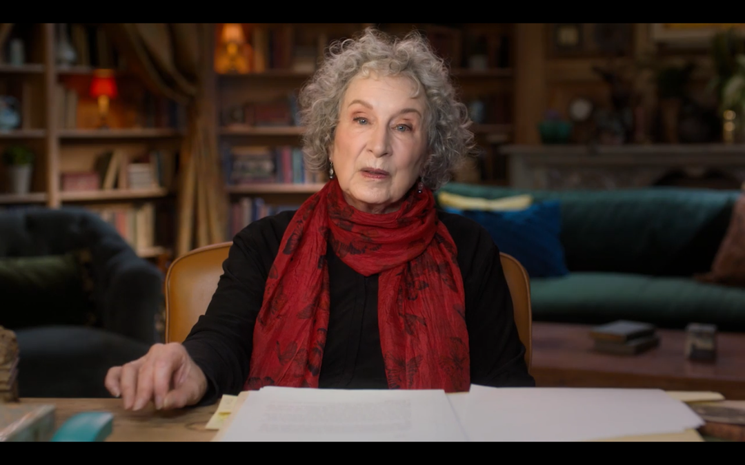 Masterclass - Margaret Atwood Teaches Creative Writing